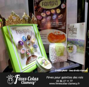 Collection de Fèves personnalisées Anis de Flavigny - Fèves Colas Clamecy
