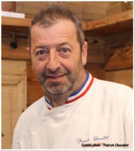 Patrick Chevallot Meilleur Ouvrier de France Patisserie