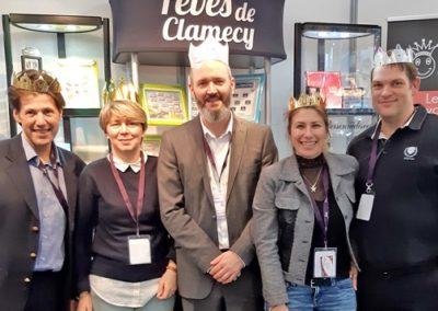 Salon Sirha 2019 Fèves Colas Clamecy et la Confiserie Limousine